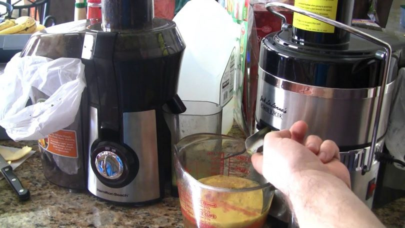 centrifugeuse ou extracteur de jus